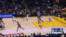Stephen Curry Laughs after Seth Currys 3-Pointer   Kings vs Warriors   November 28, 2015   NBA