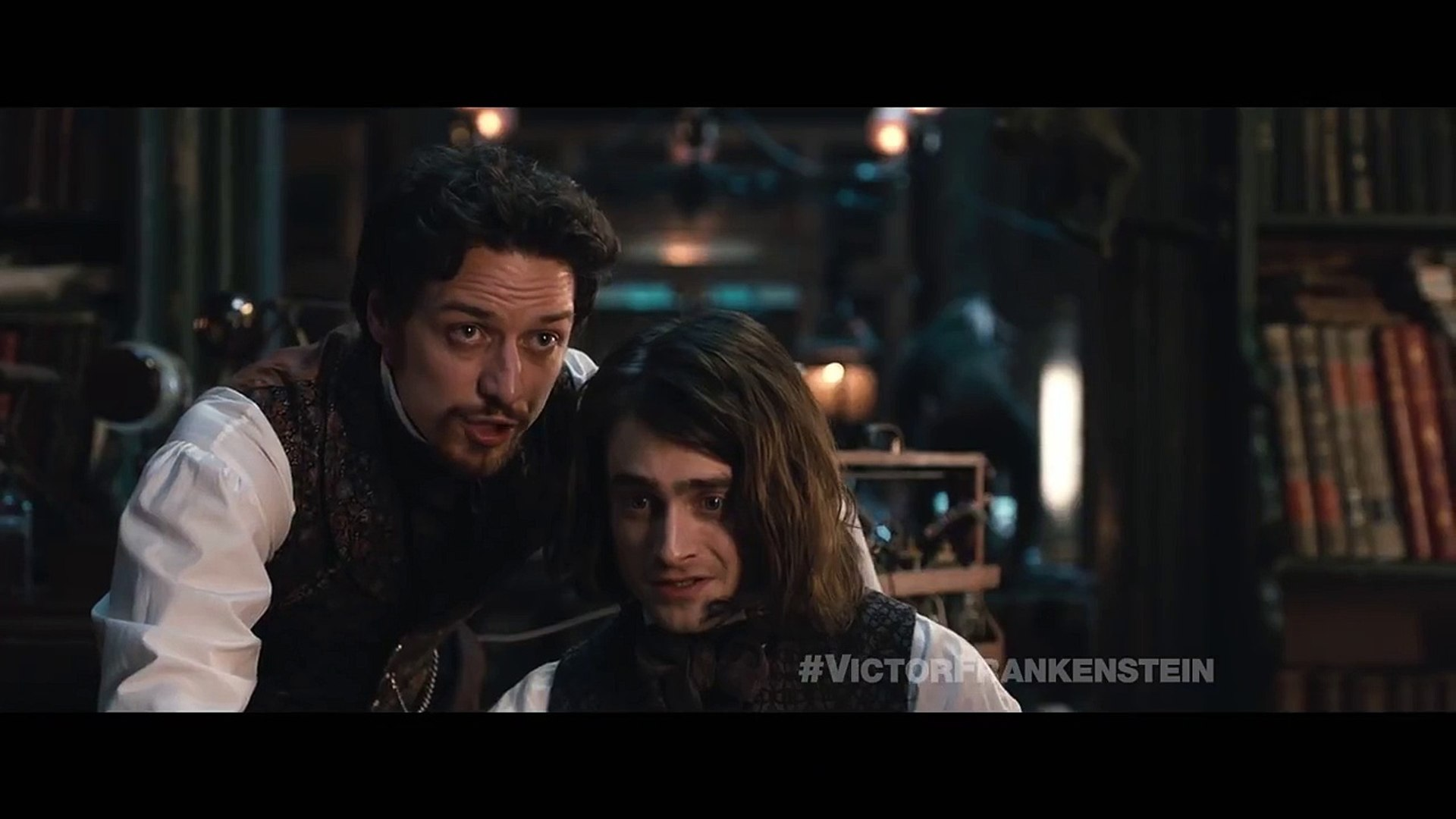 Victor Frankenstein | Life Out of Death TV Commercial [HD] | 20th Century FOX