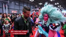 WWE Network: Corey Graves meets some of the unique characters at New York Comic Con on Cul