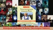 PDF Download  Berlitz Norwegian Cassette Pack With Interactive Dialogues Cassette  Book Norwegian Read Online