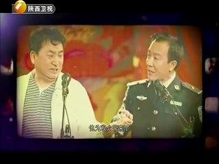 20151229 开坛 姜昆讲述事业背后的艰辛 相声艺人连小偷都当不了