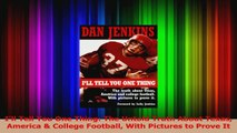 Ill Tell You One Thing The Untold Truth About Texas America  College Football With Download