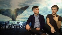 Tom Holland and Cillian Murphy on filming with K-Y Jelly