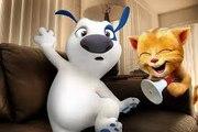 Rain Rain Go Away - Nursery Rhymes-Funny Cats Talking Ginger 2 &  Hank