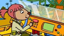 Exploration du monde des dinosaures Ep05 Dessin ANM éducatif Genikids vidéo