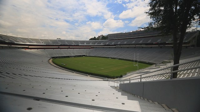 Open Season: Stadiums of the SEC East