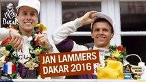 Jan Lammers - 2016 Dakar - Hors Course