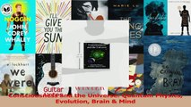 Download  Consciousness and the Universe Quantum Physics Evolution Brain  Mind Ebook Free