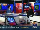 Aaj Shahzaib Khanzada Kay Saath 30th December 2015 on GEO News