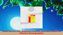 Read  Heat Kernel and Quantum Gravity Lecture Notes in Physics Monographs Ebook Online