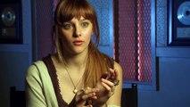 JEM and the Holograms Jem On Set Interview - Aubrey Peeples