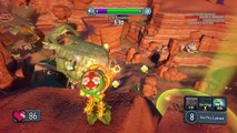 Plants vs. Zombies Garden Warfare - FIRE & ICE BROS!! Gameplay Walkthrough Lets Play (108