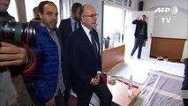 Cazeneuve en Corse pour manifester la fermeté de l'Etat