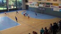 Deux Rochers FC 1 - FC Crolles (U12/U13 ; tournoi de Noël 2RFC 2015)