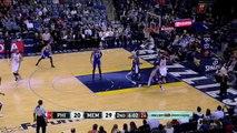 Marc Gasol Uses his Head | Sixers vs Grizzlies | November 29, 2015 | NBA 2015-16 Season