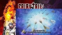 Fairy Tail -Lucy Sacrifices Aquarius- summons the Celestial Spirit King
