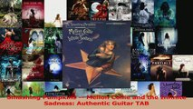 PDF Download  Smashing Pumpkins  Mellon Collie and the Infinite Sadness Authentic Guitar TAB Download Online