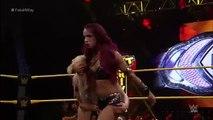 Charlotte vs Bayley vs Sasha Banks vs Becky Lynch NXT TakeOver Rival Feb 11 2015