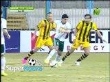 اهداف مباراة ( المصري البورسعيدي 3-2 المقاولون العرب ) الدوري المصري الممتاز 2015/2016