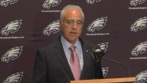 Jeffrey Lurie Discusses Kelly Firing