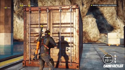 Just Cause 3 Walkthrough Part 6 ''Conflicting Interests'' Story Gameplay