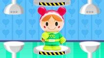 アンパンマンおもちゃアニメ きせかえ遊び5 あかちゃんまん編 PPCandy Channel Anpanman Toy Anime