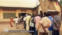 Centrafrique : mobilisation pour les élections présidentielles et législatives