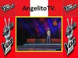 """La Voz Kids Perú 21-01-2014 Sebastián Reategui nos canta """"No Me Doy Por Vencido"""""""