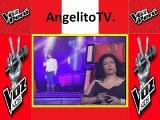 """La Voz Kids Perú 22-01-2014 Yalú Olaya nos canta """"Contigo En La Distancia"""""""