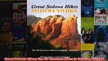 Great Sedona Hikes The 50 Greatest Hikes in Sedona Arizona