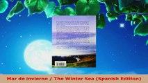 PDF Download  Mar de invierno  The Winter Sea Spanish Edition Read Full Ebook