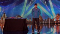 Does comedian Peter have the last laugh? | Audition Week 2 | Britains Got Talent 2015