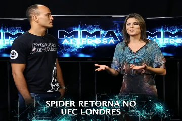 MMA ALTEROSA - A volta do Spider