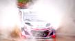 """Los mejores """"chapuzones"""" del Hyundai i20 WRC en 2015"""