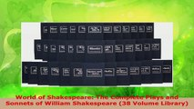 Read  World of Shakespeare The Complete Plays and Sonnets of William Shakespeare 38 Volume EBooks Online