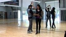Advanced Salsa Dancing Moves : Adios Por Abajo in Advanced Salsa Dancing