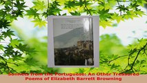 Download  Sonnets from the Portuguese An Other Treasured Poems of Elizabeth Barrett Browning Ebook Free