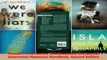 PDF Download  Human Performance Workload and Situational Awareness Measures Handbook Second Edition Read Full Ebook