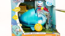 アンパンマンおもちゃアニメ オクトノーツ 潜水艦ガップA PPCandy Channel Anpanman Toy Anime Octonauts