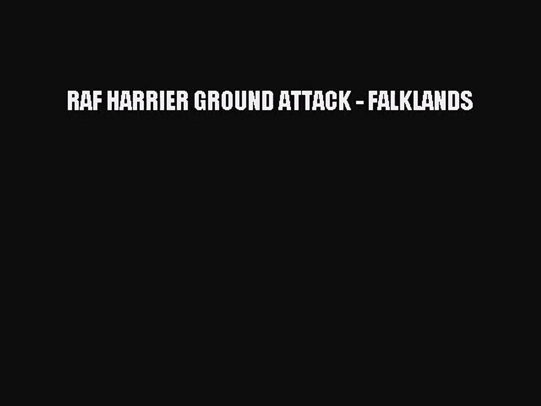 RAF HARRIER GROUND ATTACK - FALKLANDS [Download] Full Ebook