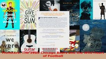 Read  Monsters The 1985 Chicago Bears and the Wild Heart of Football Ebook Free
