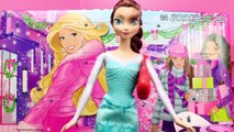 Barbie Doll - Barbie love toys kids - Play barbie in Dream House