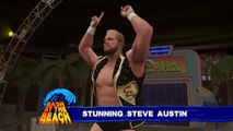Stone Cold Steve Austin vs. Stunning Steve Austin: WWE 2K16 Fantasy Showdown