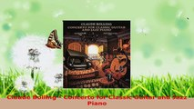 PDF Download  Claude Bolling  Concerto for Classic Guitar and Jazz Piano Read Online