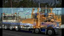 5th wheel travel cargo trailer reliable auto shipping company Heavy Equipment Transport Services