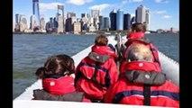 Manhattan Jet Ski boat NYC Tours New York city rental