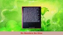 Read  En Nombre De Dios EBooks Online