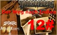 Panzer Corps ✠ Afrika Corps Palästina 12 Oktober 1942 #12 alternativ weg