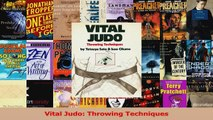 Download Vital Judo Throwing Techniques PDF Full Ebook