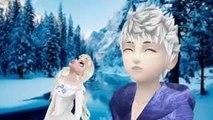 [Disney Frozen] Elsa y Jack Song Dadada - Frozen [Kids Songs]